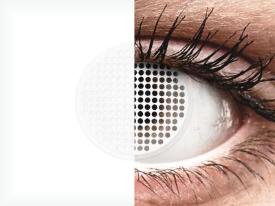 ColourVUE Crazy Lens - White Screen - non correttive (2 lenti)