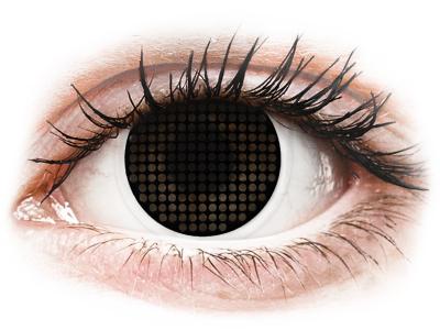 ColourVUE Crazy Lens - Black Screen - non correttive (2 lenti)