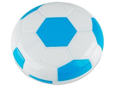 Astuccio con specchietto Football Blue