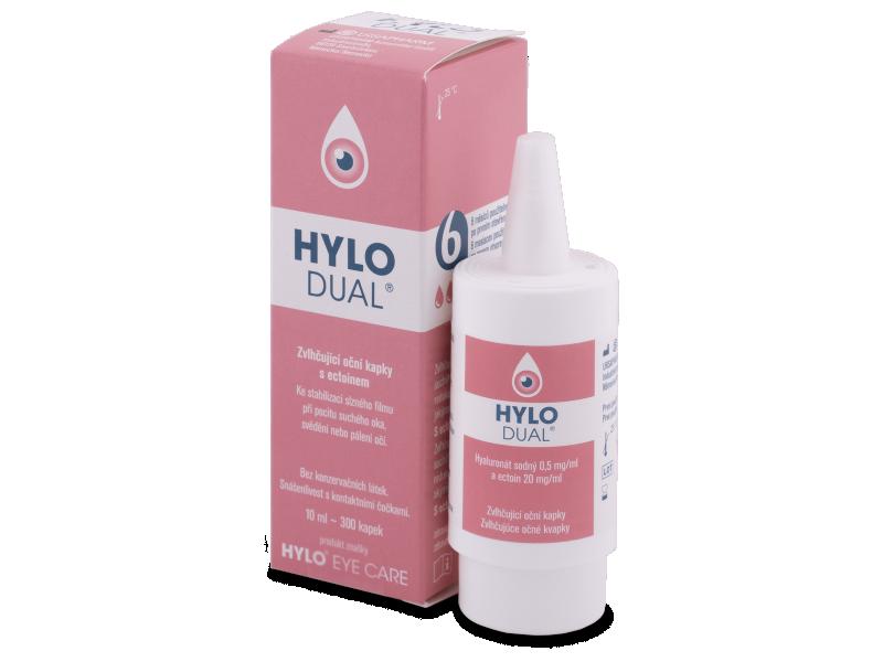 Gocce oculari HYLO DUAL 10 ml  - Collirio
