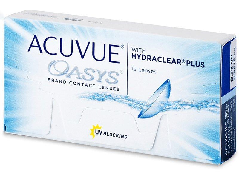Acuvue Oasys (12lenti) - Lenti a contatto quindicinali