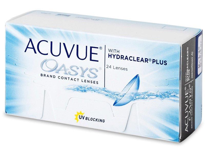 Acuvue Oasys (24 lenti) - Lenti a contatto quindicinali