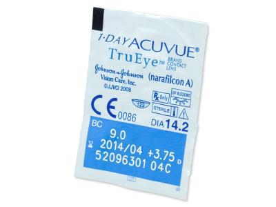 1 Day Acuvue TruEye (180lenti) - Blister della lente