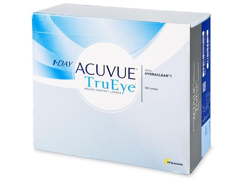 1 Day Acuvue TruEye (180lenti) - Lenti a contatto giornaliere