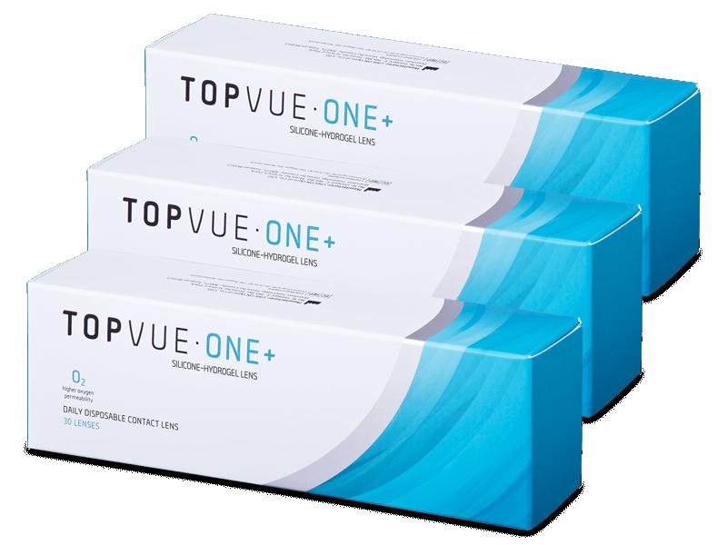 TopVue One+ (90 lenti) - Lenti a contatto giornaliere