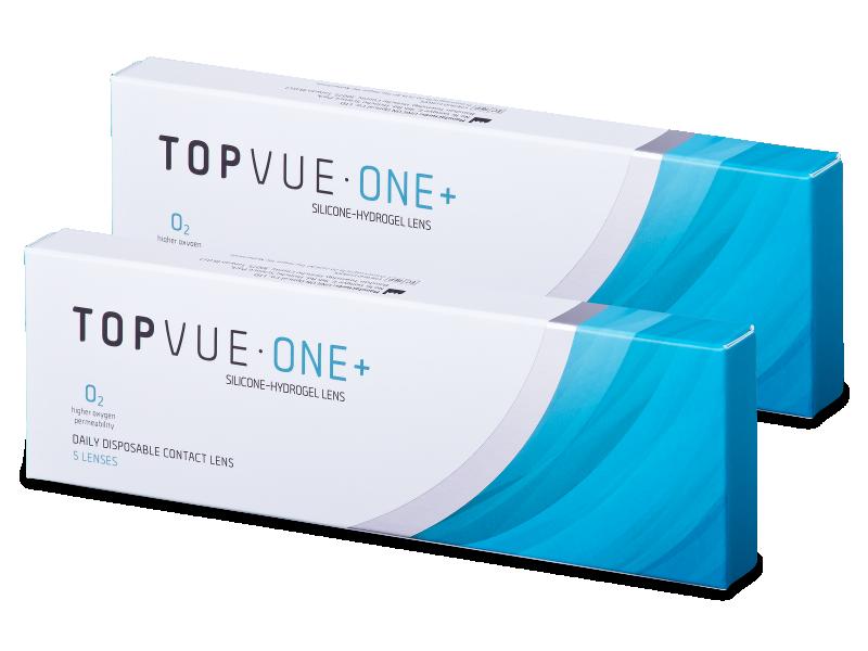 TopVue One+ (5 paia di lenti) - Lenti a contatto giornaliere