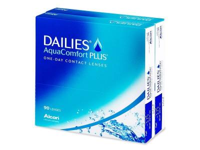 Dailies AquaComfort Plus (180lenti) - Precedente e nuovo design