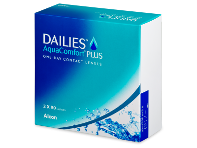 Dailies AquaComfort Plus (180 lenti)