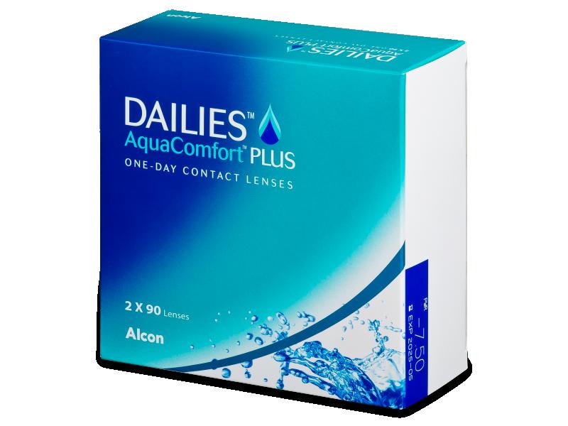 Dailies AquaComfort Plus (180lenti) - Lenti a contatto giornaliere