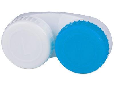 Astuccio porta lenti blue&white L+R