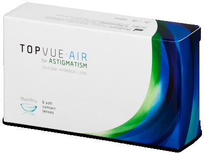 TopVue Air for Astigmatism (6lenti)