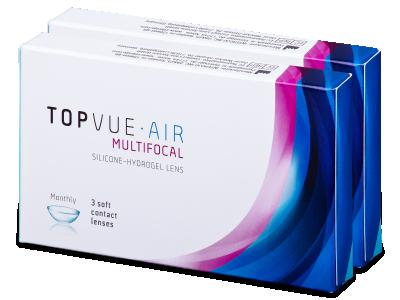 TopVue Air Multifocal (6 lenti)