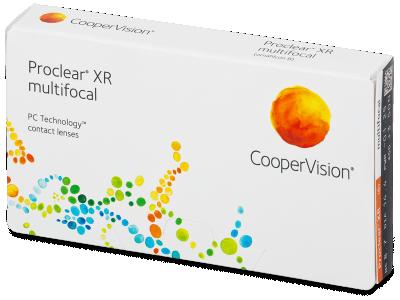 Proclear Multifocal XR (6 lenti)
