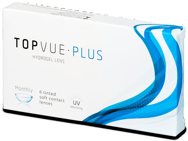 TopVue Plus (6 lenti) - Lenti a contatto mensili