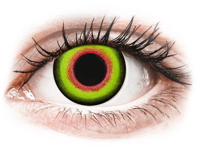 ColourVUE Crazy Lens - Mad Hatter - non correttive (2lenti)