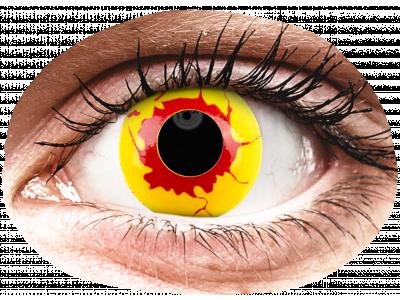 ColourVUE Crazy Lens - Reignfire - non correttive (2lenti)
