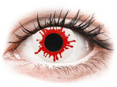 ColourVUE Crazy Lens - Wild Blood - non correttive (2lenti)