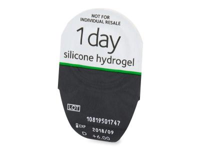 MyDay daily disposable (90lenti) - Blister della lente