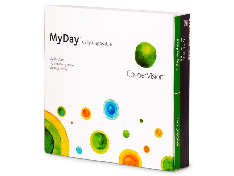 MyDay daily disposable (90lenti) - Lenti a contatto giornaliere