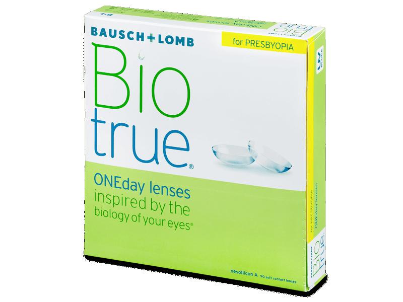 Biotrue ONEday for Presbyopia (90 lenti) - Lenti a contatto giornaliere