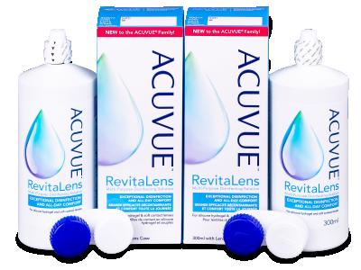 Soluzione Acuvue RevitaLens 2x 300 ml