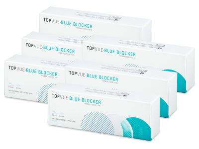 TopVue Blue Blocker (180 lenti)