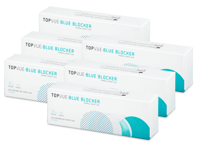 TopVue Blue Blocker (180 lenti)