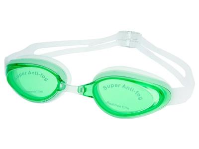 Occhialini da nuoto verdi