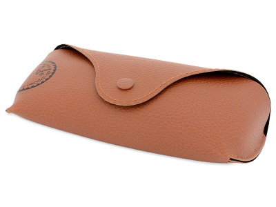 Ray-Ban Justin RB4165 - 865/T5  - Astuccio in pelle