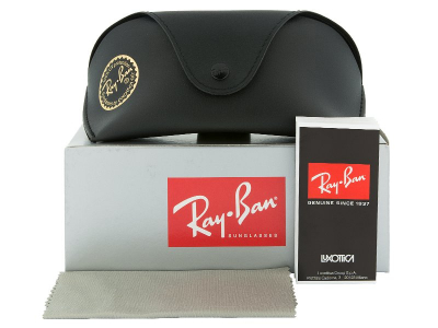 Ray-Ban RB3386 - 003/8G  - Preview pack (illustration photo)