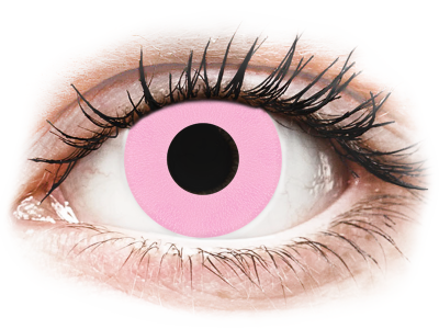 CRAZY LENS - Barbie Pink - giornaliere correttive (2 lenti)