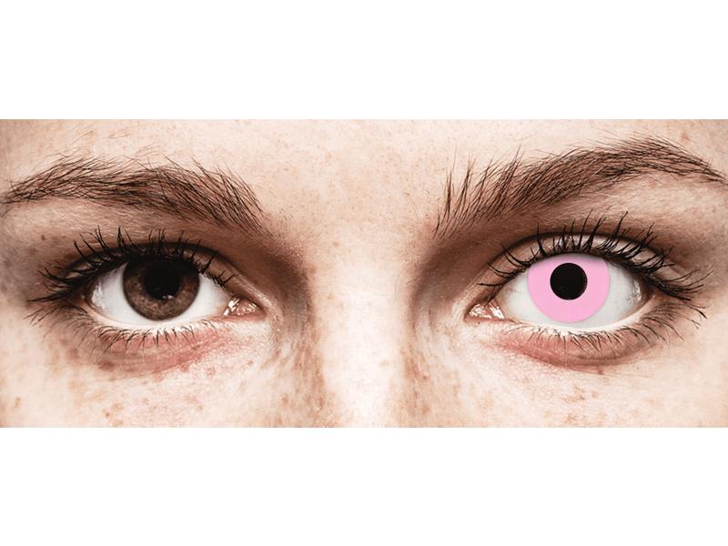 CRAZY LENS - Barbie Pink - giornaliere non correttive (2 lenti)