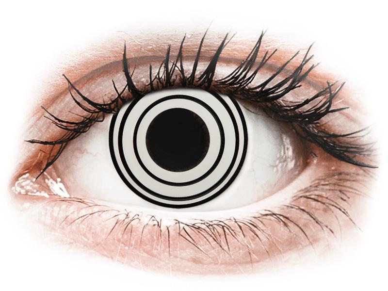CRAZY LENS - Rinnegan - giornaliere non correttive (2 lenti) - Lenti a contatto colorate