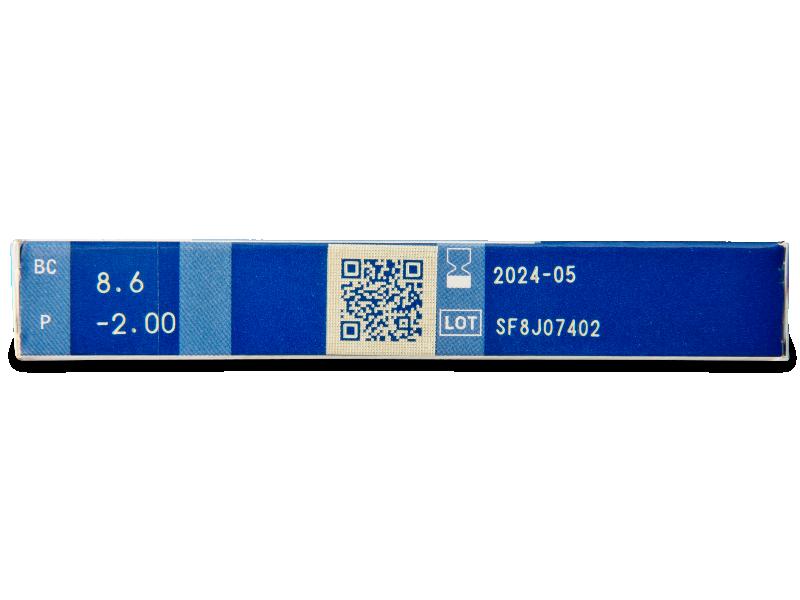 Menicon PremiO (6 lenti) - Caratteristiche generali