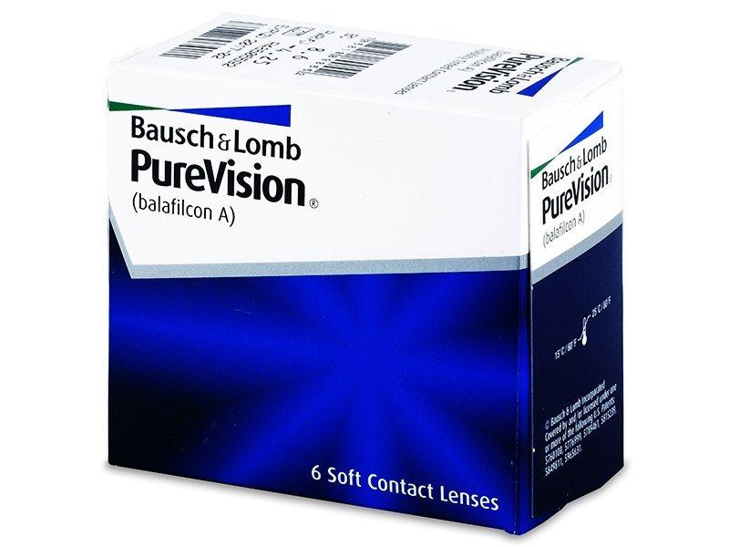 PureVision (6lenti) - Lenti a contatto mensili