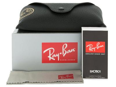Ray-Ban Justin RB4165 - 601/8G  - Confezione originale Luxottica