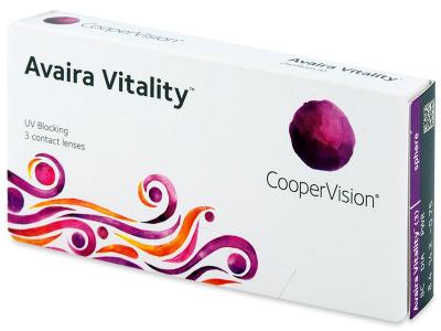 Avaira Vitality (3 lenti) - Contact lenses