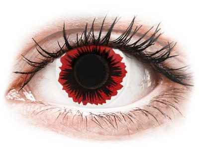 ColourVUE Crazy Lens - Blaze – non correttive (2 lenti)
