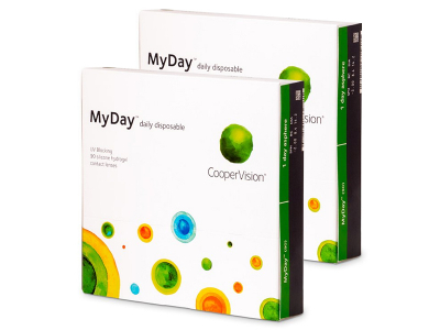 MyDay daily disposable (180lenti)