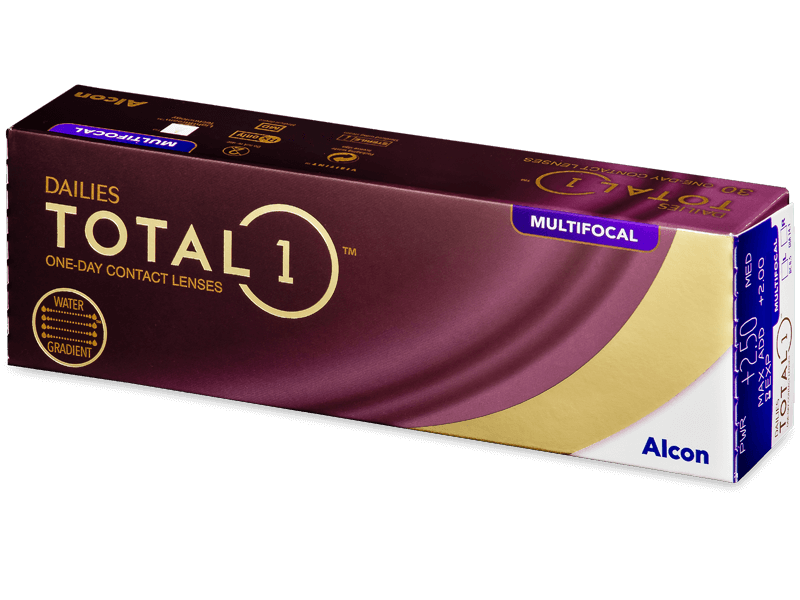 Dailies TOTAL1 Multifocal (30 lenti) - Lenti a contatto multifocali
