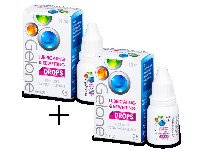 Gelone Drops 10 ml 1+1 GRATIS - Package deal