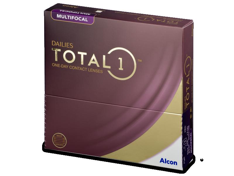 Dailies TOTAL1 Multifocal (90 lenti) - Lenti a contatto multifocali