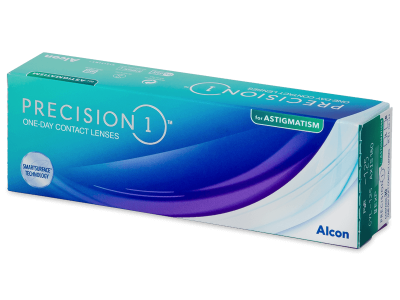 Precision1 for Astigmatism (30 lenti)
