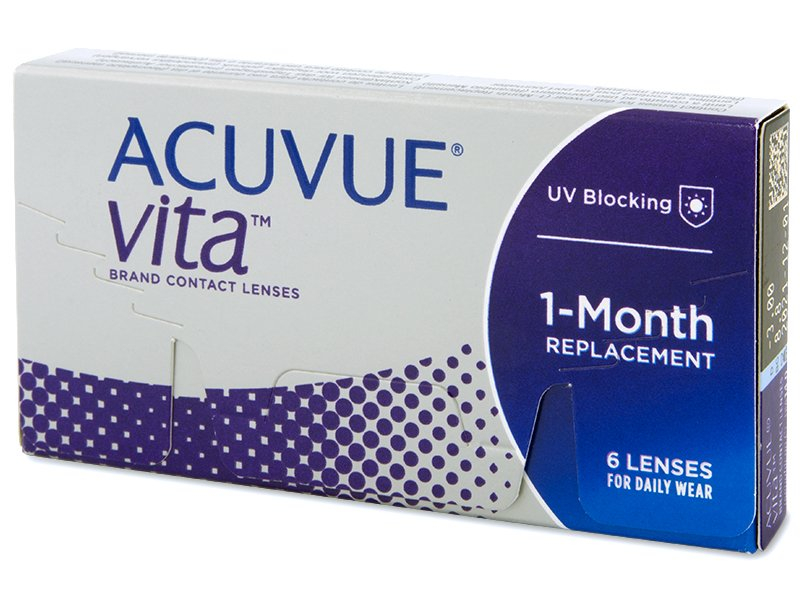 Acuvue Vita (6 lenti) - Lenti a contatto mensili