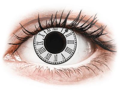 CRAZY LENS - Clock - giornaliere non correttive (2 lenti) (2 lenti)
