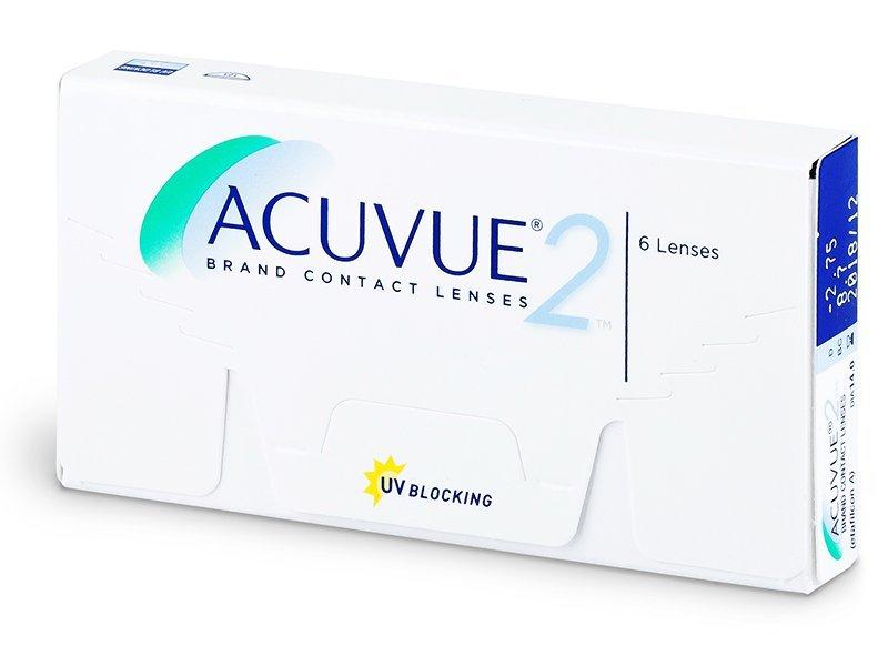 Acuvue 2 (6lenti) - Lenti a contatto quindicinali