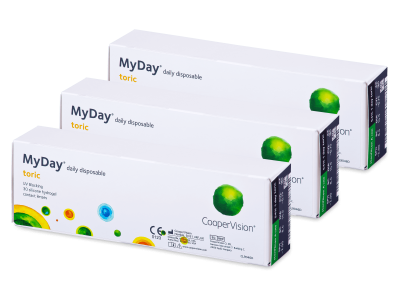 MyDay daily disposable toric (90 lenti)