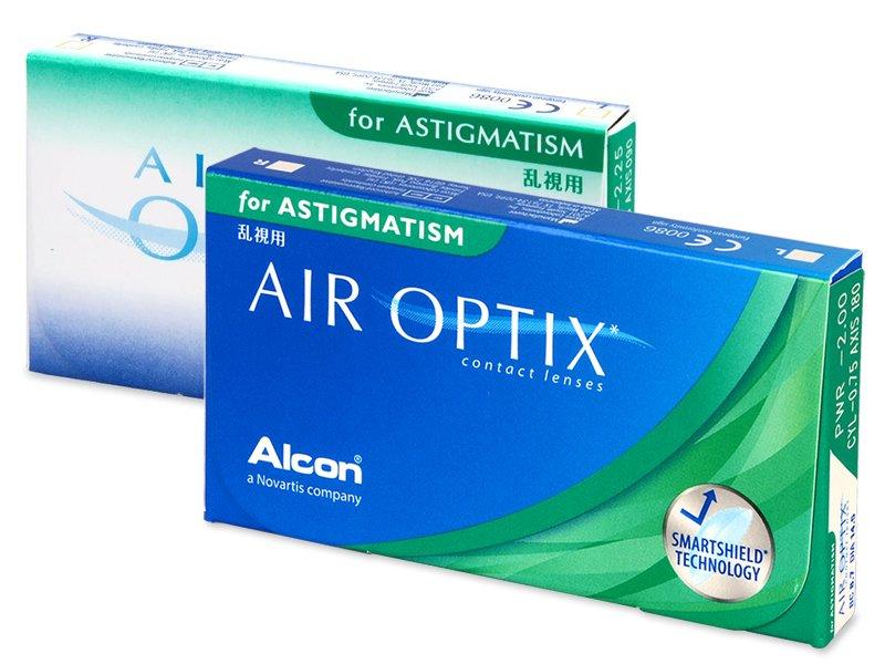 Air Optix for Astigmatism (3lenti) - Lenti a contatto toriche