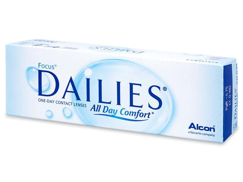 Focus Dailies All Day Comfort (30lenti) - Lenti a contatto giornaliere