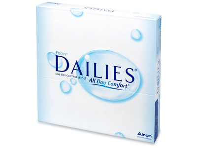 Focus Dailies All Day Comfort (90 lenti)